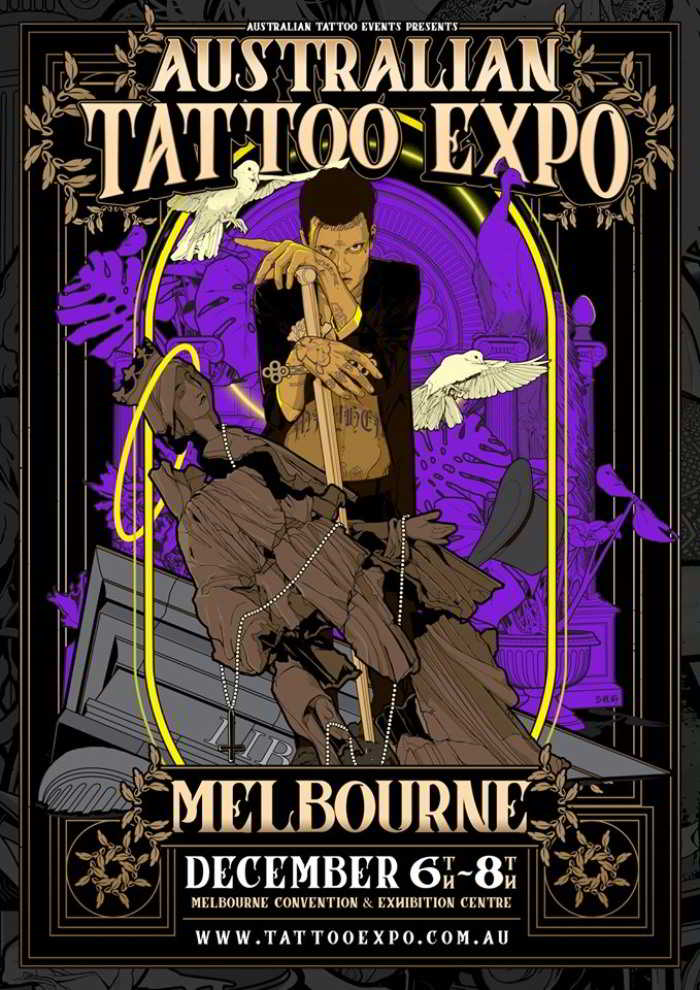 Australian Tattoo Expo Melbourne 2019