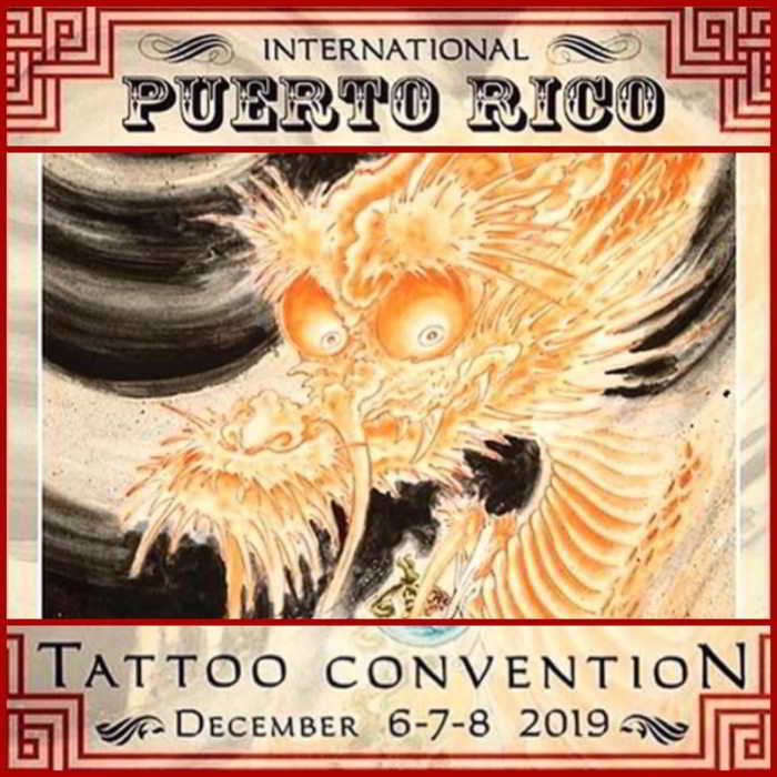 Puerto Rico Tattoo Convention 2019
