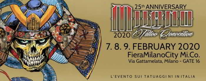Milano Tattoo Convention 2020